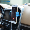 Universal car air vent mount holder soporte del sostenedor del teléfono móvil para el iphone 5 5S 6 6 s plus galaxy s5 s6 s7 cobao marca 360 giratoria