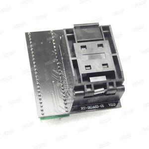 Image 5 - BGA63 محول جيئة وذهابا RT809H V2.0 EMMC NW267 RT BGA63 01 محول ل RT809H مبرمج 9*11 المحدد إطار