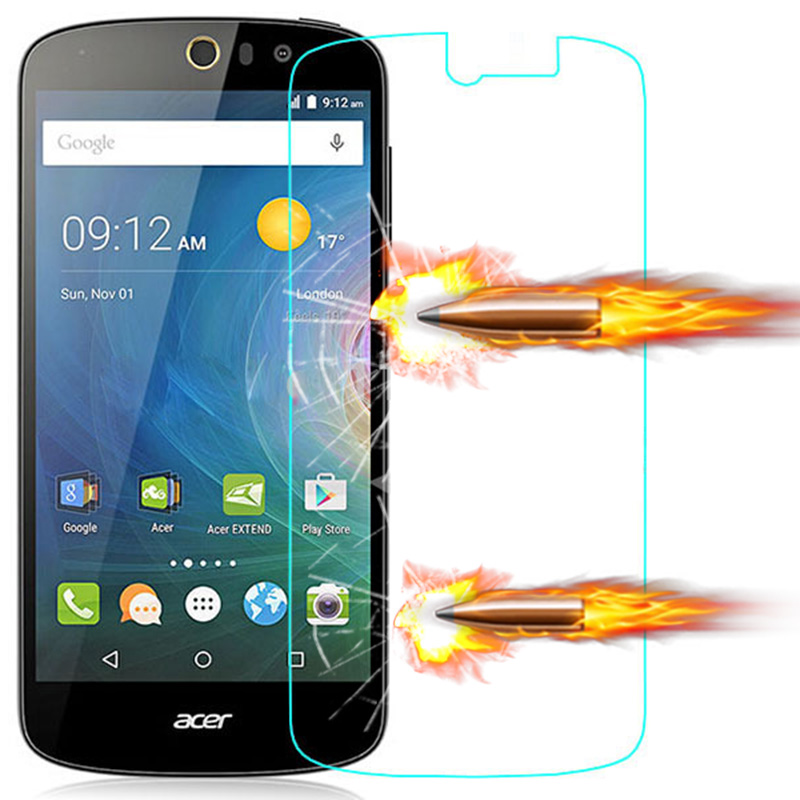 Tempered Glass For <font><b>Acer</b></font> <font><b>liquid</b></font> Z320 M320/<font><b>Z530</b></font>/Z630/Z525 Zest/<font><b>Liquid</b></font> Z6/Z6 plus Protective Film <font><b>Case</b></font>