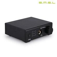 SMSL M3 DAC усилитель для наушников усилитель CS4398 OTG/PC USB/оптический/коаксиальный все-в-одном Hifi 24 бит 96 кГц USB Hd для Hifi аудио декодера
