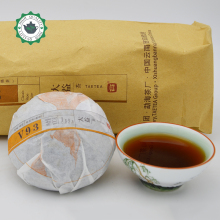 2015 China yunnan old puer tea 100g 1pcs pu-erh good Bowl ripe pu er tea dayi V93 menghai puerh tea weight loss slimming tea