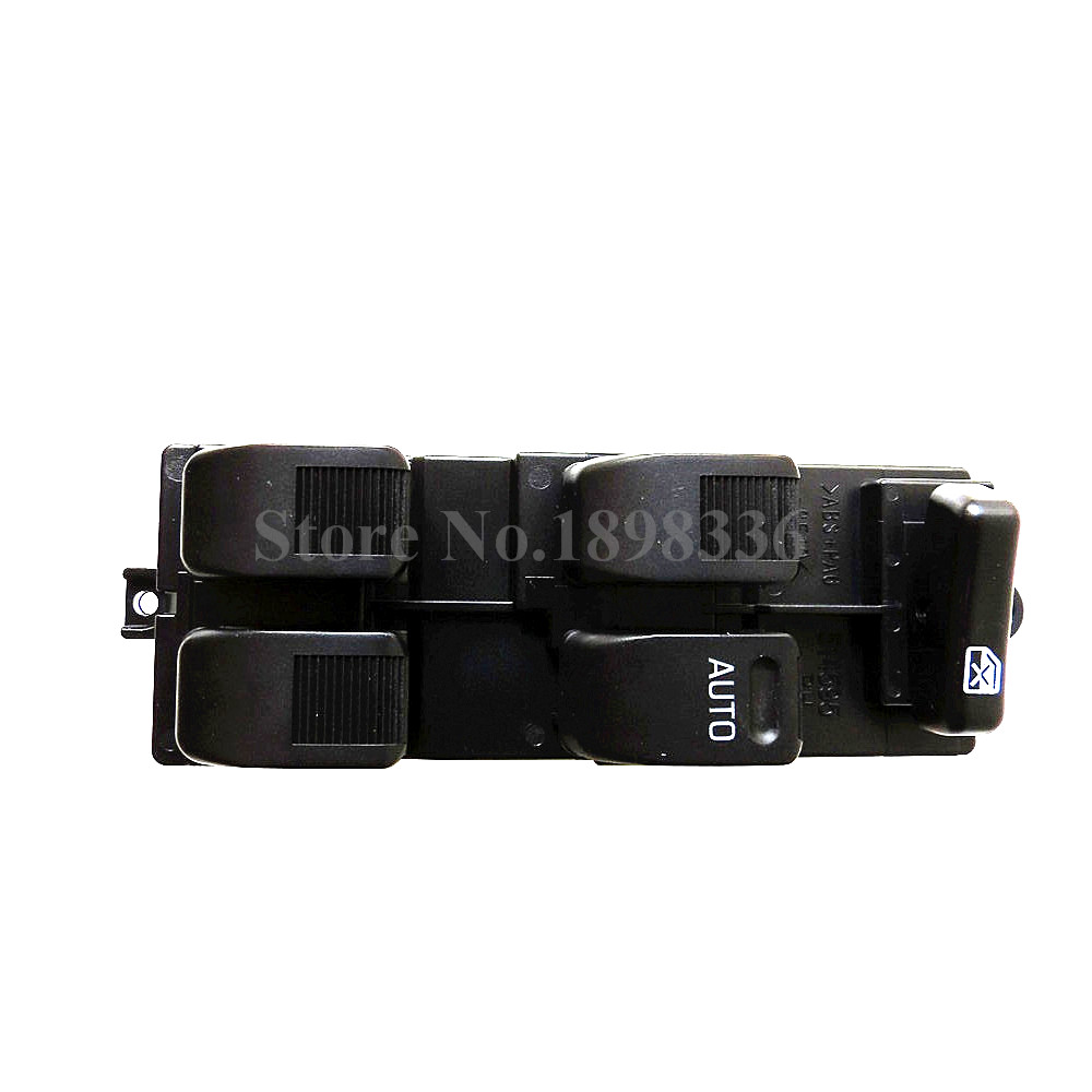 Power Window Lifter Regulator Master Control Switch For