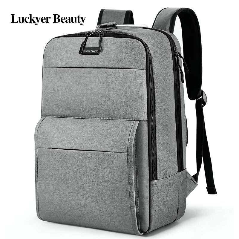 Padieoe fashion brand men backpack nylon large capacity male business casual travel laptop backpacks 2017 new fashion men s backpacks bag male nylon business backpacks backpack large capacity backpack laptop bag computer bags men
