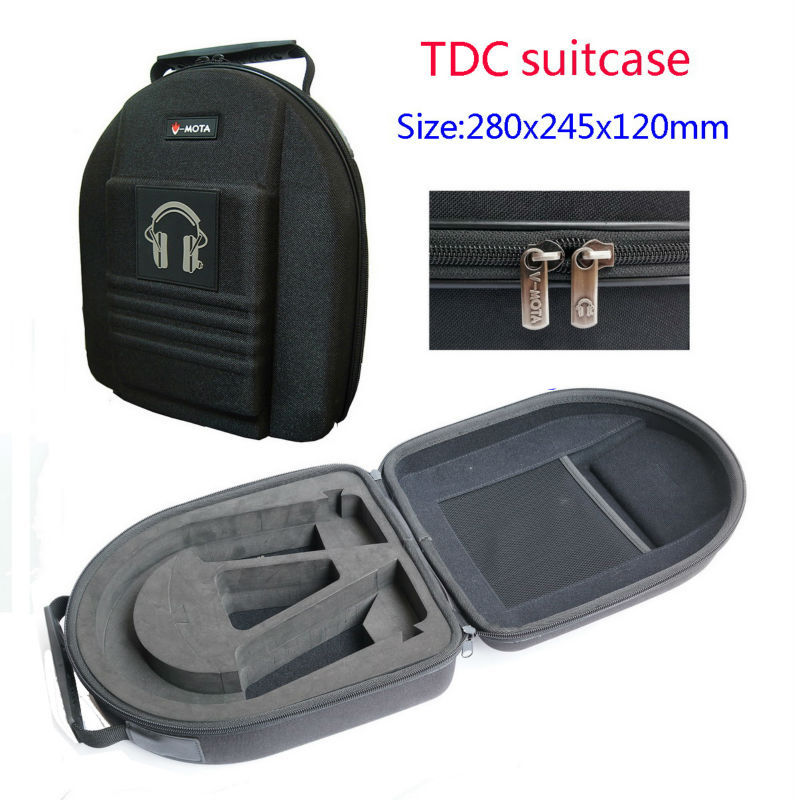 V-MOTA TDC kõrvaklappide kandekastid Audio Technica AH-A1000X jaoks - Kaasaskantav audio ja video - Foto 3