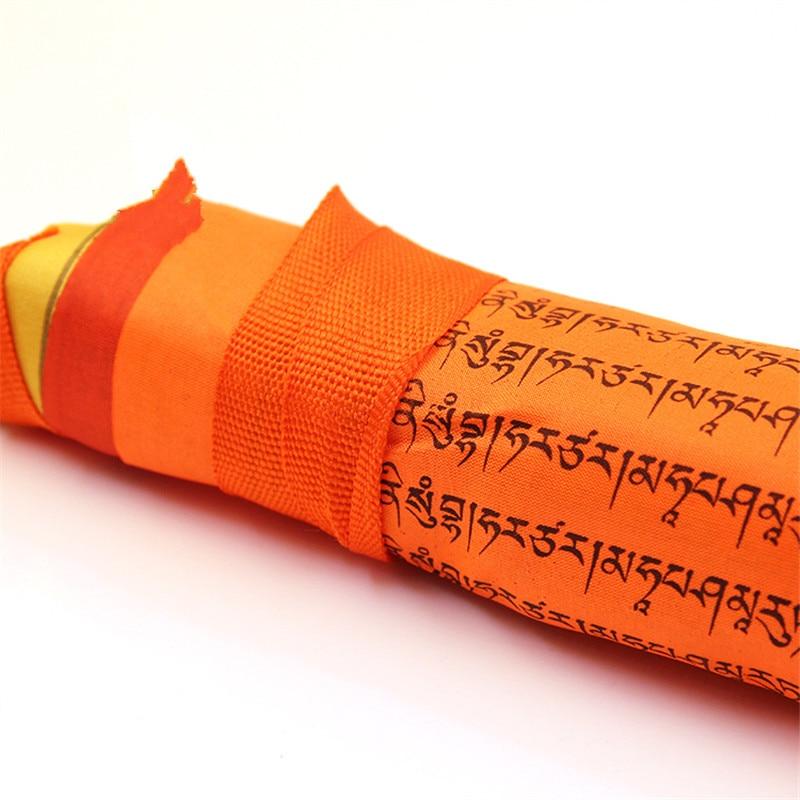 Tibetansk buddhistisk Supply Ksitigarbha Mantra Delikat Färgrik - Heminredning - Foto 4