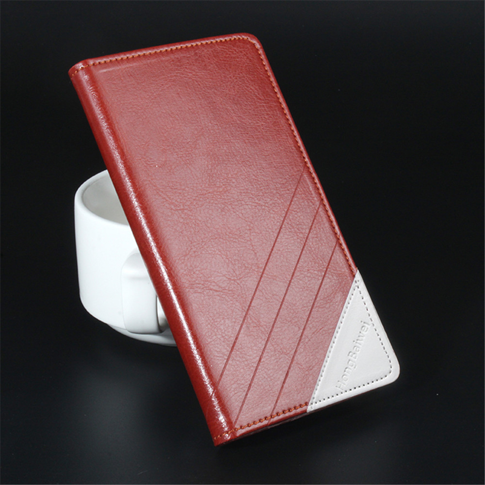 For Oukitel K6000 Case with Card Holder, Fashion Luxury Flip Leather Case Back Cover Phone Cases for Oukitel K6000 Shell