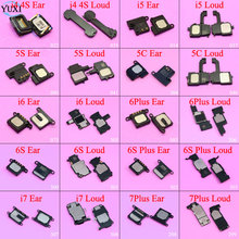YuXi 1pcs Inner Replacement Ringer Buzzer Loud Speaker For iPhone 4 4S 5 5S 5C 6 6S 7 Plus