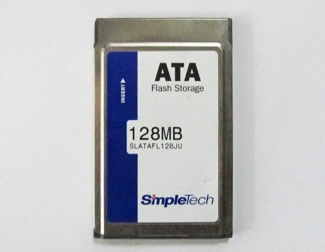 SimpleTech 128 МБ ATA Флэш-Памяти КАРТЫ PC Card