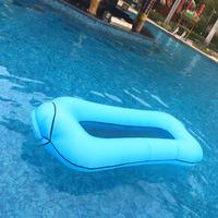 Inflatable Swimming Pool Lounger Float Hammock Portable Pool Water Inflatable Floating Row Air Cushion Adult Summer Supplies New