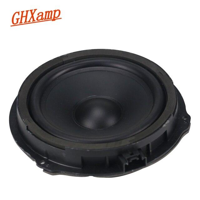 Ghxamp Ford Original 6 5 Inch Full Range Car Speaker Unit 4ohm 25w Audio Horn 75mm Magnetic Steel 1pc