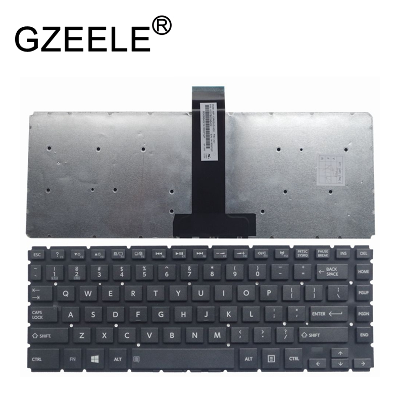 New UK Black Backlit keyboard for Toshiba Satellite L40-B L40D-B L40DT-B L40T-B