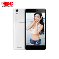 Orijinal Lenovo Limon K10e70 5.0 inç 1280x720 P MSM8909 Elemeleri-comm QuadCore 2 GB RAM 16 GB ROM 4G LTE FDD Android 6.0 Akıllı telefonlar