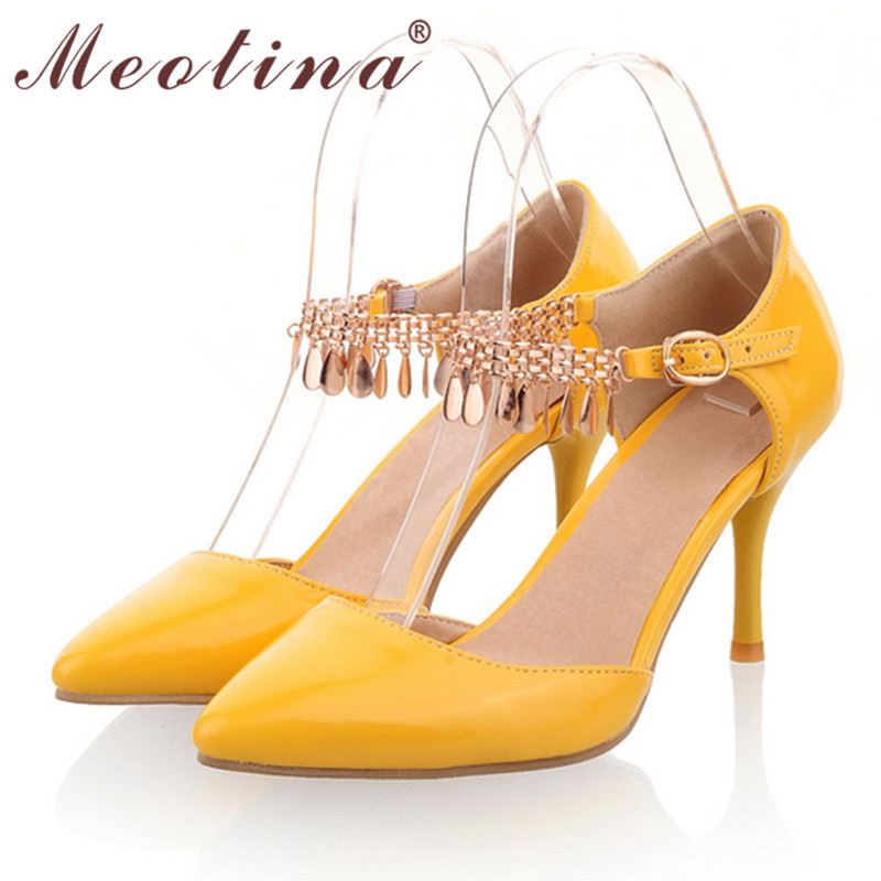 Online Buy Wholesale sexy yellow heels from China sexy yellow ...