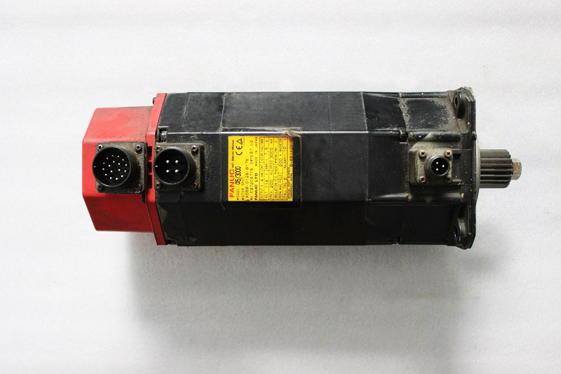 FANUC AC servo electrical motor with A06B 0128 B175 Alpha 6