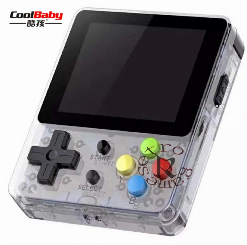 LDK game 2 6inch Screen Mini Handheld Game Console Nostalgic