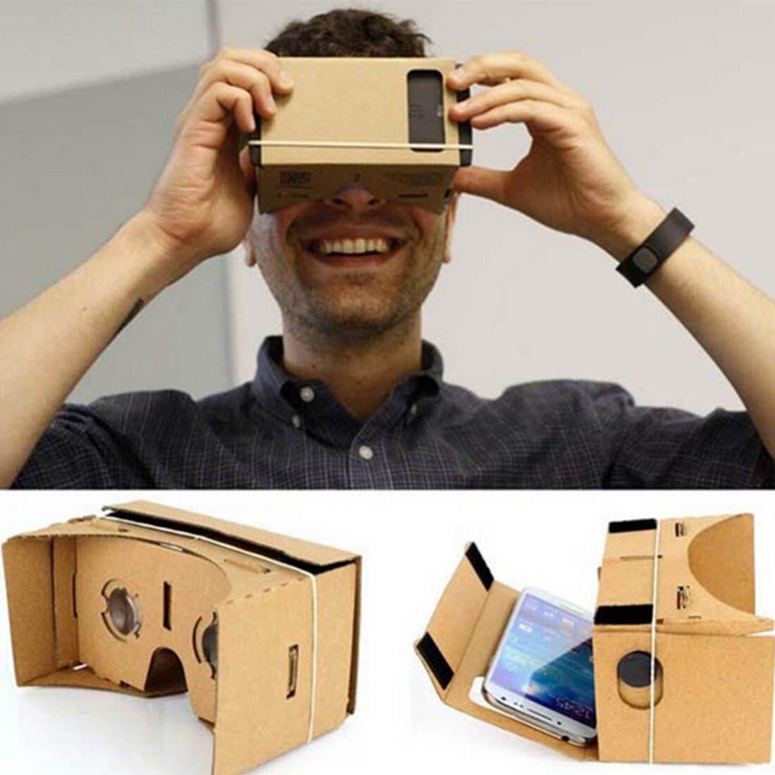 Marsnaska <font><b>Google</b></font> <font><b>Cardboard</b></font> <font><b>VR</b></font> Box <font><b>DIY</b></font> <font><b>Virtual</b></font> <font><b>Reality</b></font> 3D Glasses <font><b>Magnet</b></font> Box Controller 3D <font><b>Hot</b></font> Sale And High Quality