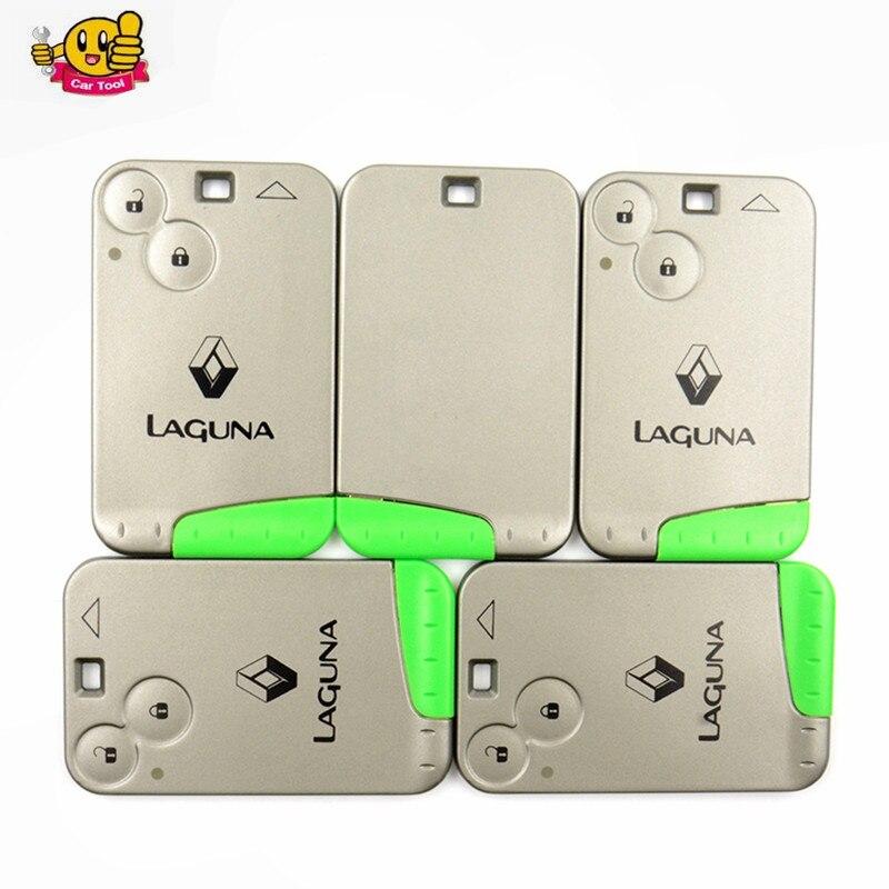 imágenes para Mejor Precio Profesional para Renault Laguna 2 Tarjeta Tarjeta de Clave 433 MHz para Renault Laguna Clave Envío Rápido!!!