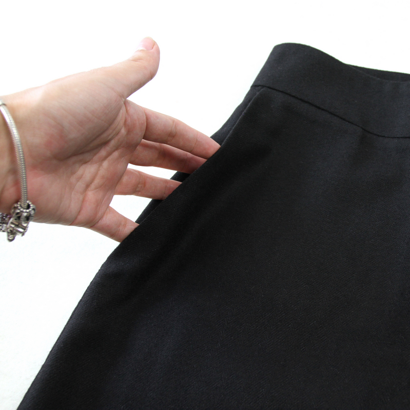 Las blanco Traje Mujeres Cuello De Tops Camisa E Tamaño Negro Blusas Y Verano 2018 Ancho La marfil Otoño Pantalones Invierno Pierna Mujeres Gran Para gFqxdg6w