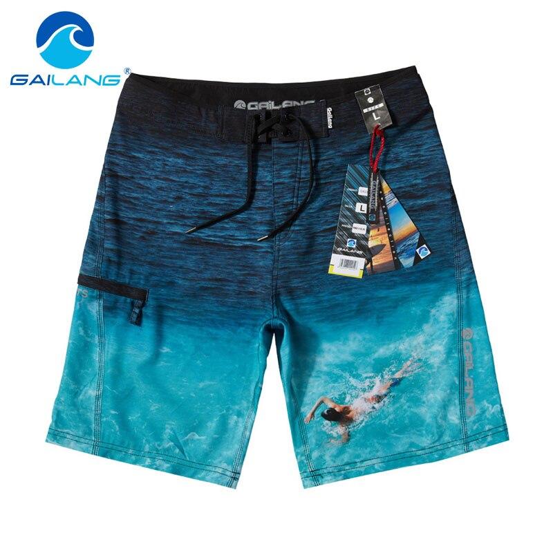 Gailang Brand Men Beach   Shorts   Boardshorts   Board   Swimwear Swimsuits Boxer Trunks   Shorts   Gay Men's Casual Active   Shorts   Jogger