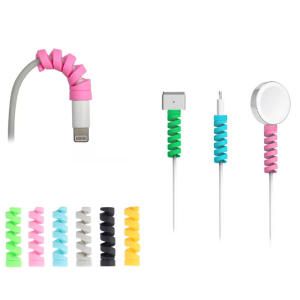 Protector Saver-Cover Cable Usb-Charger Phones Cable-Cord-Adorable Apple