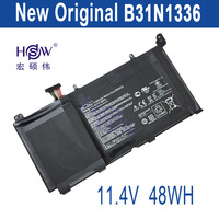 11 4V 48WH New Battery B31N1336 For Asus VivoBook S551 R553L R553LN S551LN 1A Series High