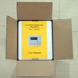Image 5 - Weishi  Mechanical Watch Timing Tester Machine Multifunction Timegrapher NO. 1900