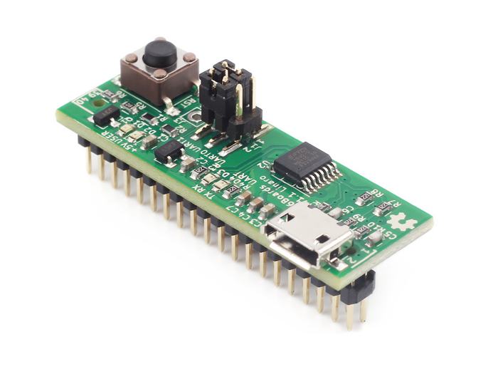 96Boards UART USB serial port adapter 96Boards serial port Expansion Board bt578rs232 male female head of master slave machine total station bluetooth serial port adapter bluetooth serial port module