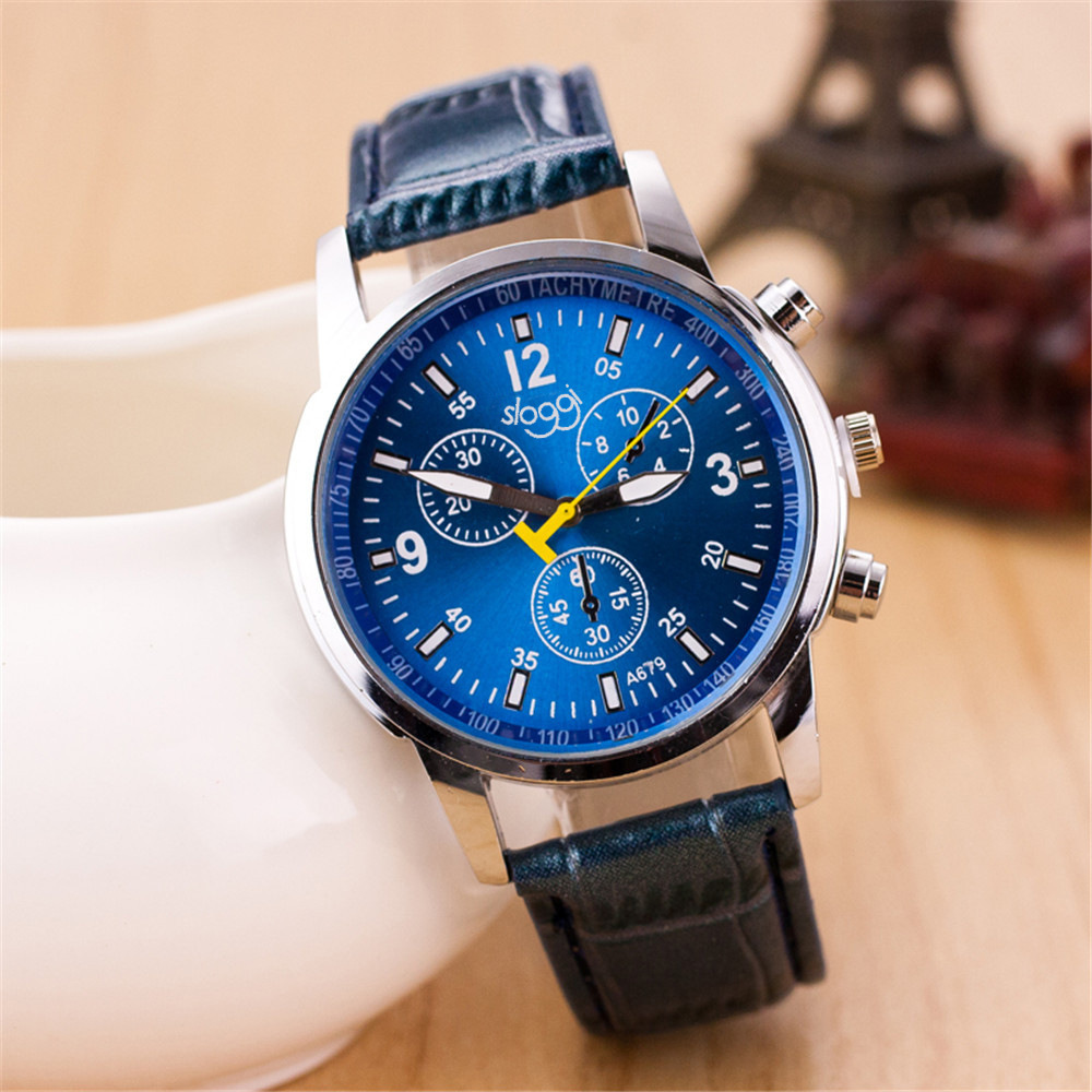 Sloggi Unisex Men Casual Quartz Watch luxury Brand Leather women Dress Watch women Erkek Kol Saati Relogio Female Wrist Watch цена