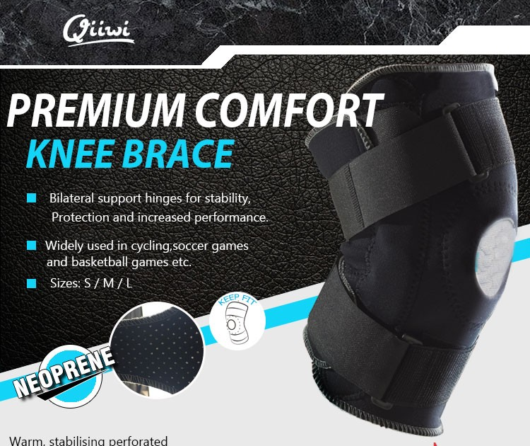 HTB1O.uXNXXXXXa8aFXXq6xXFXXXl - Power Leg Knee Joint Support Pads Brace Stabilizer with Inner Flexible Hinge Knee Pad Guard Breathable Protector