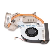 598677-001 for HP Probook 4520S Laptop intel CPU GPU cooling fan heatsink(China)