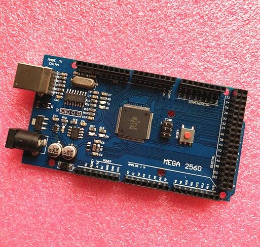 TENSTAR ROBOT MEGA2560 R3 MEGA2560 (ATmega2560-16AU CH340G) USB kurulu uyumlu Yeni MEGA 2560TENSTAR ROBOT MEGA2560 R3 MEGA2560 (ATmega2560-16AU CH340G) USB kurulu uyumlu Yeni MEGA 2560