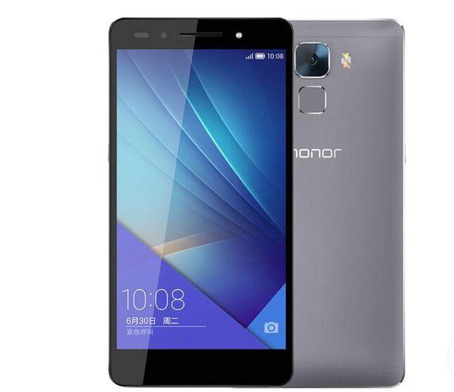 "Международные версии HuaWei Honor 7 L01 4G LTE Смартфон Android 5,0 5,2 ""FHD 1920X1080 3 ГБ Оперативная память 16 ГБ Встроенная память 20.0MP отпечатков пальцев"