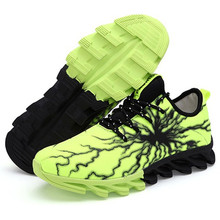 Top Quality Men Sneakers 2016 New Brand Running Shoes Breathable light Damping Sport Shoe Comfortable Outdoor Zapatos Hombre