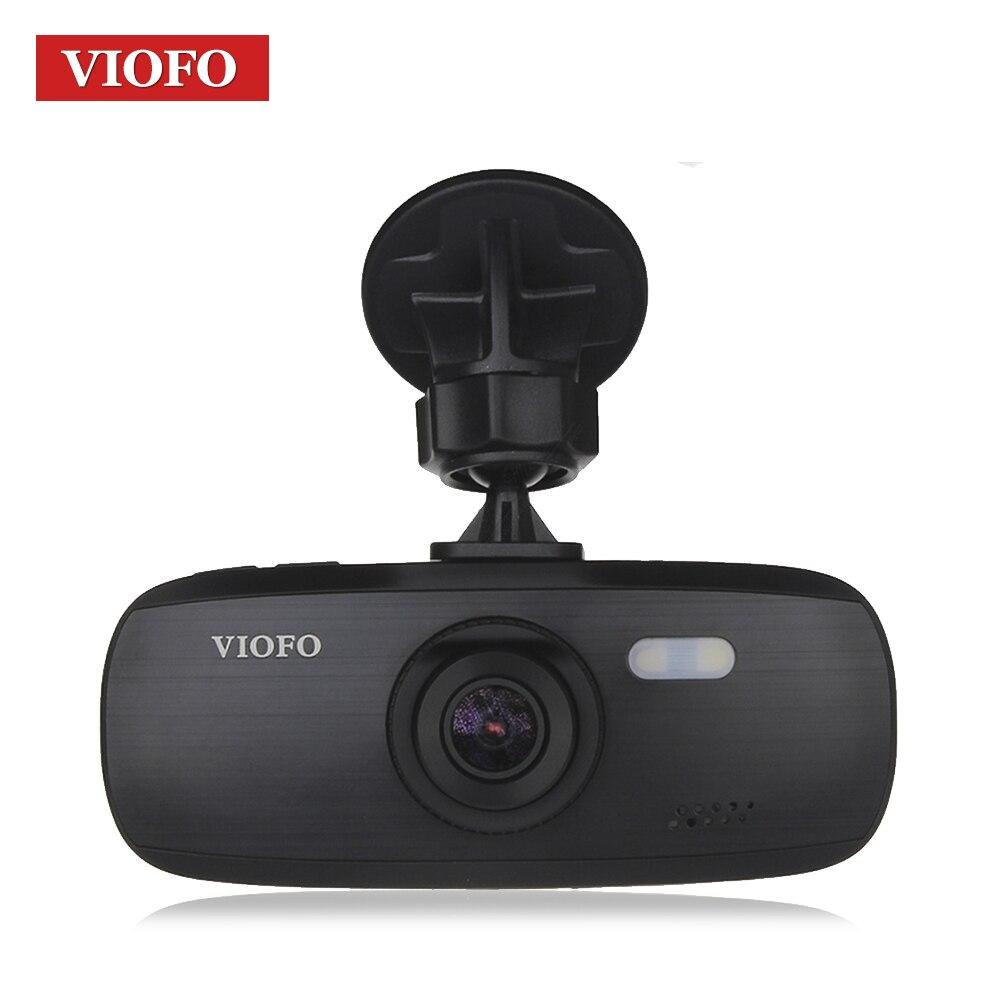 VIOFO Original G1W S Upgraded HD 1080P Dash Cam Super Capacitor Novatek96650 Camcorder IMX323 Car Camera