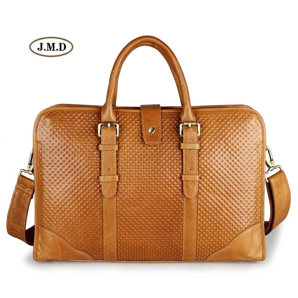 J. м. D новейшие продукты из натуральной коровьей кожи Для женщин Портфели сумки практические классический Дизайн сумка модные сумки 7339b
