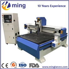 High quality 3 axis wood working cnc router for wood 1212 1525