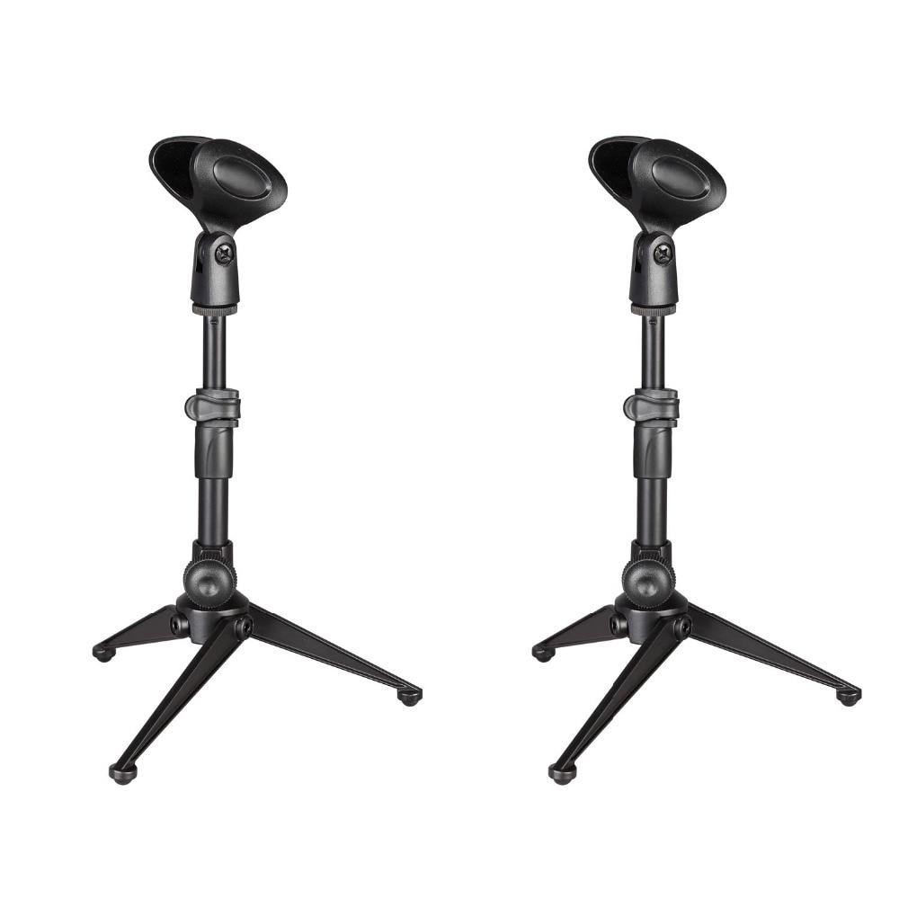 Freeboss TS 07 Mini Microphone Stand Set|Microphones