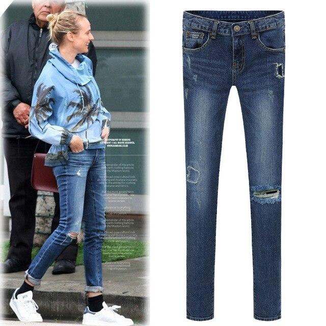 DENIM - Denim trousers Star Styling Cheap Price Low Shipping Fee Zd420GR