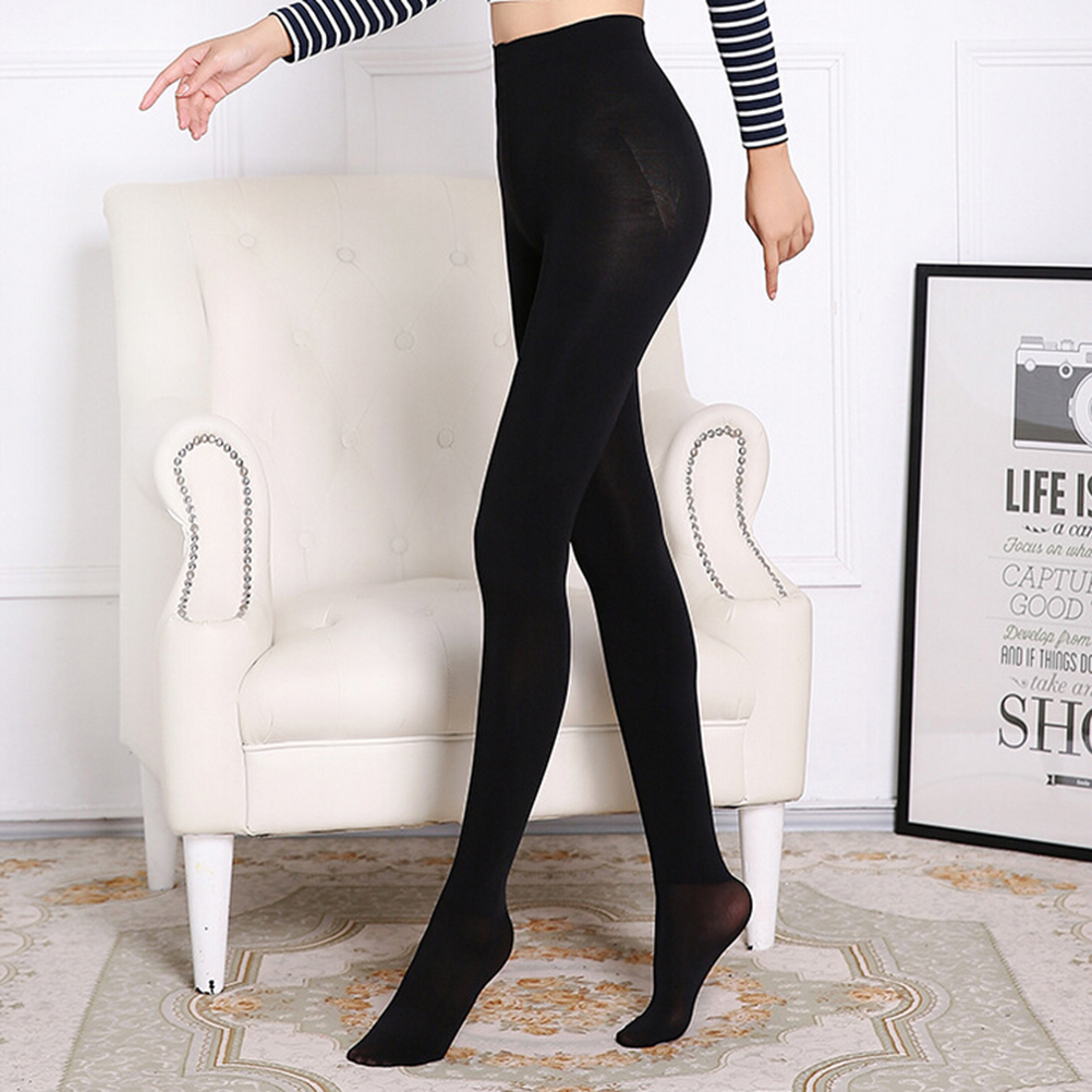 Ultra Thin Fat Burning Health Care Large Size font b Slimming b font Silk Stockings Wire