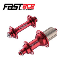 FasTace RA209 Quick Release Road Bicycle Hub 20/24 Hole V Brake Hub For SHIMANO and SRAM 11 Speed Road Bike Hub 2 Color bicycle hubs cump 2 bearing 20 28 hole 74 130mm v brake hub 20 inch 406 451 bmx folding bike road bicycle wheel set accessories