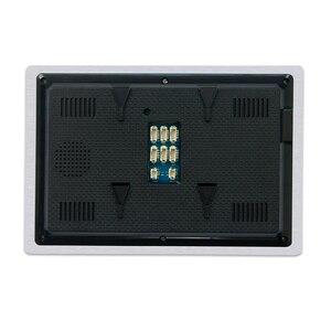 "Image 4 - Homefong 7 ""TFT 1200TVL باب مراقب فيديو إنترفون باب المنزل نظام مسجل الهاتف SD/TF بطاقة دعم مقاوم للماء غطاء للمطر"