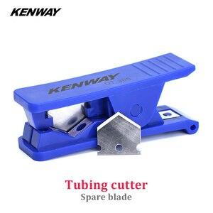 Mini cortador de tubos portátil para bicicleta, herramienta de reparación y corte de frenos de disco hidráulicos y tubos de aceite, accesorios para bicicletas