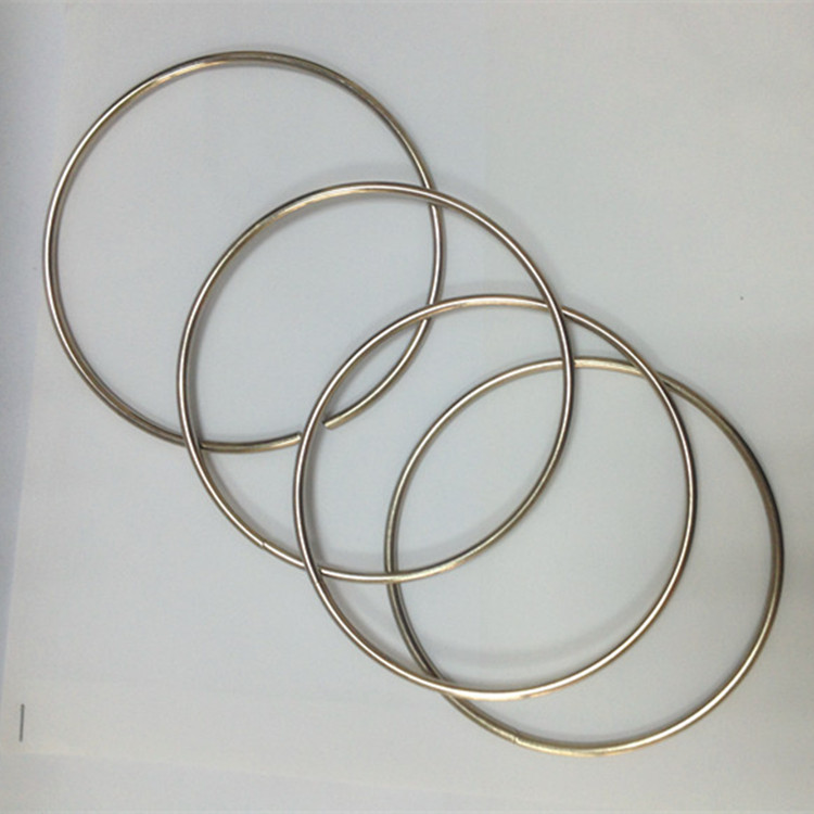 10cm Four Chain Chinese Ring Close-Up Magic Trick Props Close Up Magic Classic Toys