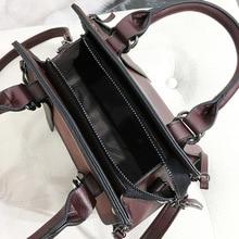 Vintage New Leather Handbag High Quality