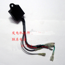 Electronics Stocks car ET950 ET650 Generator CDI Box Top Spark Ignition CDI Unit Coil for 02 Stroke Air Gas Engine 800W 900W