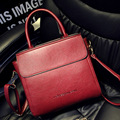 High-grade women handbag  European and American fashion handbag shoulder bag oblique cross lady handbags