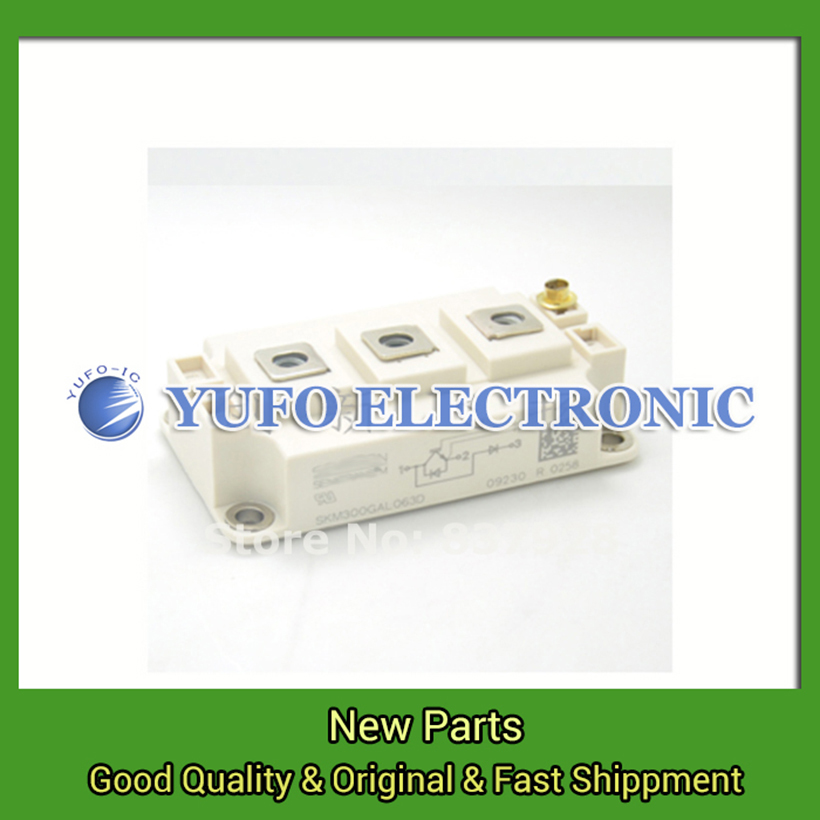 Free Shipping 1PCS  SKM300GAL063D power Module, the original new, offers. Welcome to order YF0617 relay free shipping 1pcs bym300b170dn2 power module the original new offers welcome to order yf0617 relay