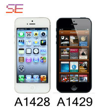 Original APPLE iPhone 5 Cell Phone iOS OS Dual core 1G RAM 16GB 32GB 64GB ROM 4.0 inch 8MP Camera WIFI GPS 3G Used Phone