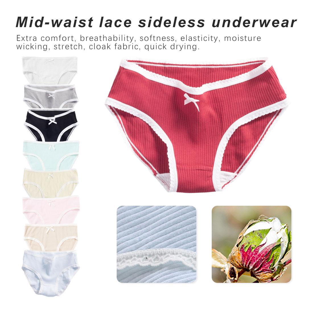 women's panties cotton underwear lace female briefs seam less under pantIes sexy lingerie woman intimate ladies panty