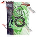 Free Shipping For Suzuki RMZ250 RM-Z 250 complete full gasket kit Whole car mats engine overhaul pad